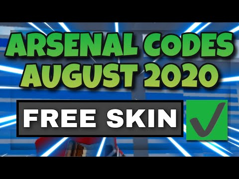 Arsenal Codes August 2021