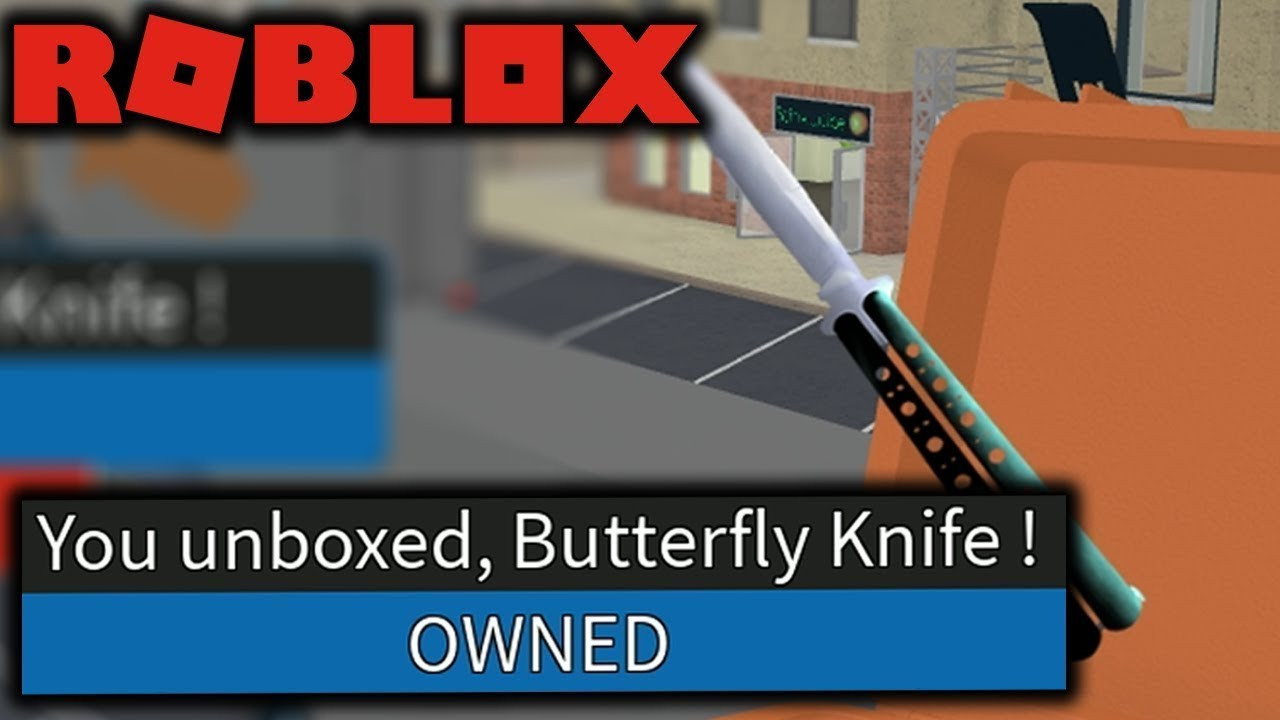 Roblox Arsenal Codes Butterfly Knife